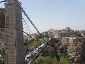 جسر سيدي مسيد في قسنطينة من افضل اماكن السياحة في قسنطينة الجزائر