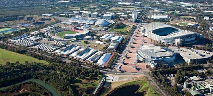 الحديقة الاولمبية في سيدني من افضل الاماكن السياحية في سيدني