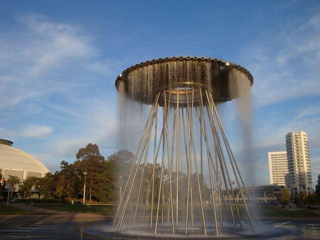 الحديقة الاولمبية في سيدني من افضل الحدائق في سيدني