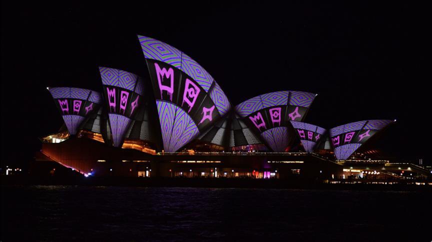 دار أوبرا سيدني من ابرز المعالم في سيدني استراليا