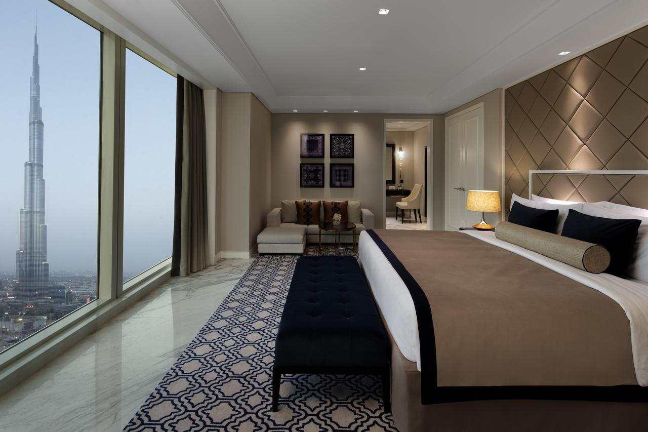 فندق تاج دبي من افضل فنادق دبي