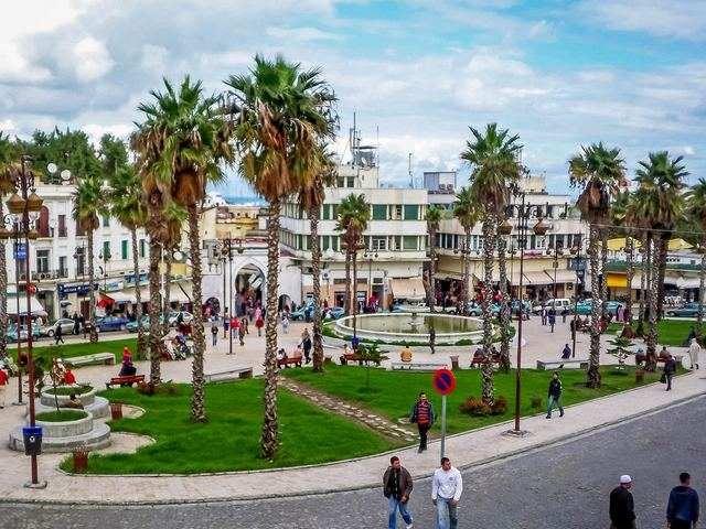 معالم طنجة في المغرب