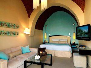 فندق كوف روتانا من افضل منتجعات راس الخيمة بمسبح خاص .