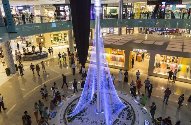 سينما دبي مول من اهم اماكن السياحة في دبي