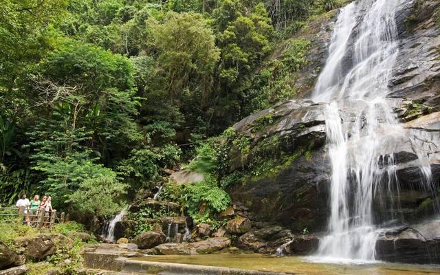 حديقة تيجوكا الوطنية في ريو دي جانيرو من افضل اماكن السياحة في ريو دي جانيرو