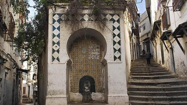 القصبة بالجزائر من افضل المناطق السياحية في الجزائر العاصمة