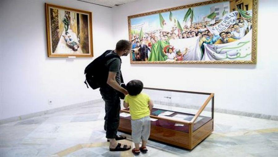 متحف الجيش الجزائر من افضل اماكن السياحة في الجزائر العاصمة