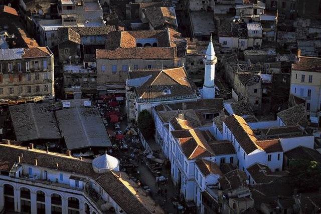 المدينة القديمة من اجمل اماكن سياحية في قسنطينة