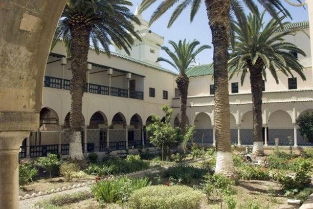 قصر احمد باي بقسنطينة من افضل اماكن السياحة في قسنطينة
