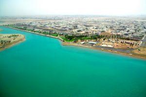 شاطئ ينبع الهيئة الملكية