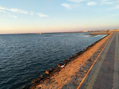 كورنيش الشاطئ الشمال من اجمل اماكن السياحة في ينبع