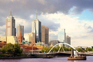 نهر يارا ملبورن من اشهر الاماكن السياحية في استراليا ملبورن