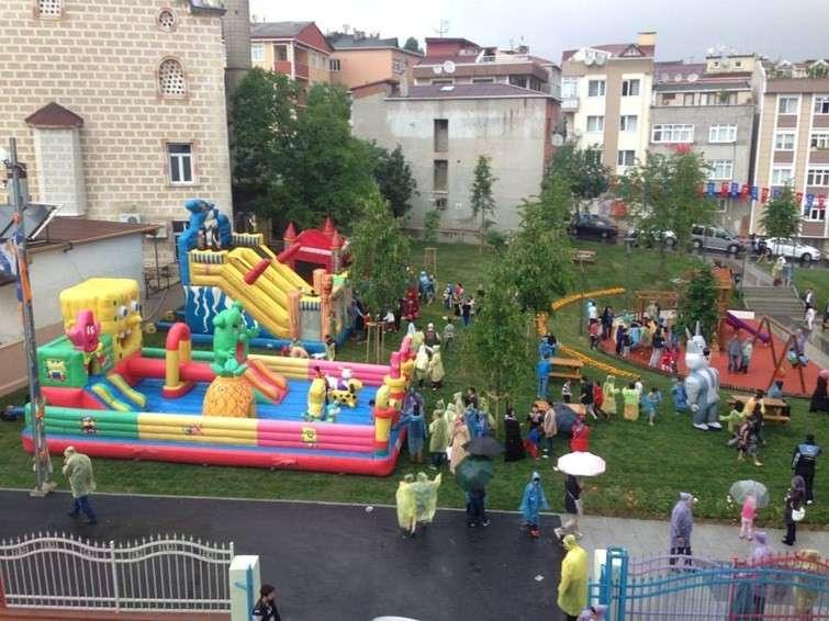 حديقة الشباب في انقرة من أهم الاماكن السياحية في تركيا