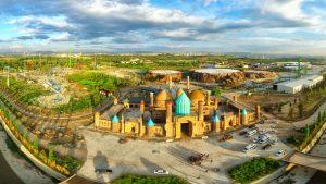 حديقة انكا بارك انقرة تركيا
