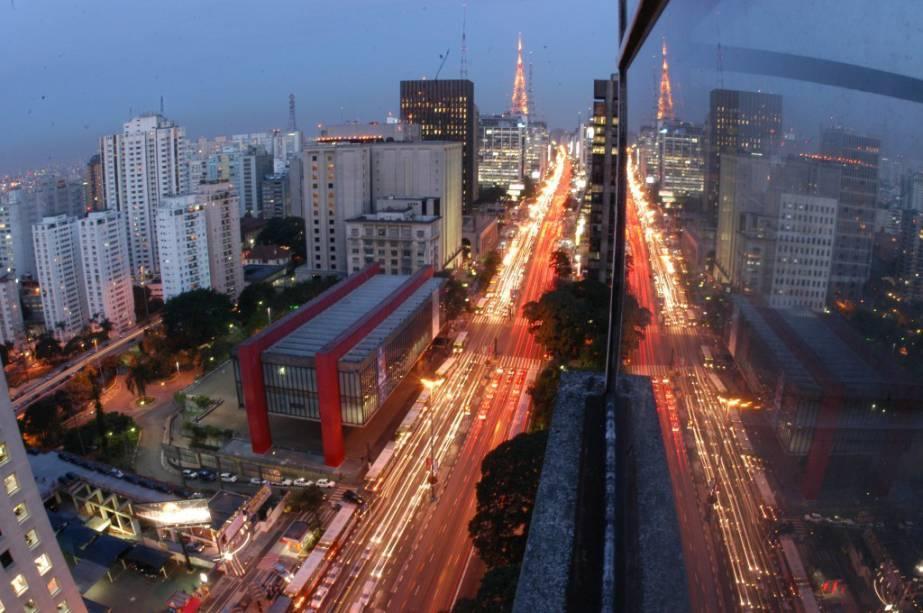 شارع نهج باوليستا من اهم الاماكن السياحية في ساو باولو