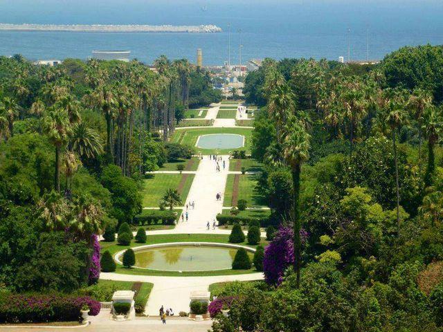حديقة التجارب من افضل حدائق الجزائر العاصمة