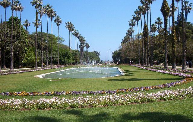 حديقة الحامة بالجزائر العاصمة من اجمل اماكن السياحة في الجزائر العاصمة