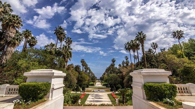 الحديقة الحامة بالجزائر العاصمة من افضل الاماكن السياحية في الجزائر العاصمة