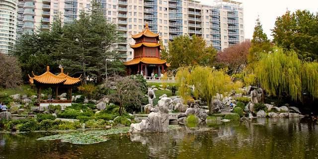 الحديقة الصينية للصداقة من افضل الاماكن السياحية في سيدني