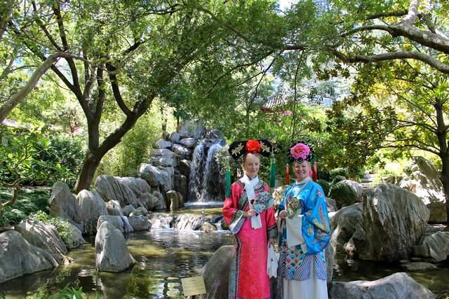الحديقة الصينية للصداقة في سيدني من افضل حدائق سيدني