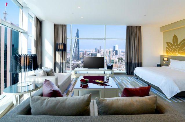 فندق داون تاون روتانا البحرين