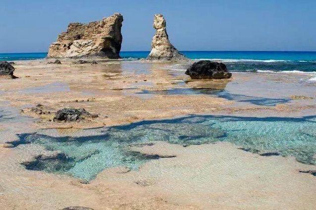 الاماكن السياحية في مرسى مطروح - اجمل شواطئ مرسى مطروح