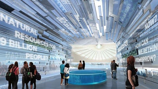 متحف الغد ريو دي جانيرو من افضل متاحف ريو دي جانيرو