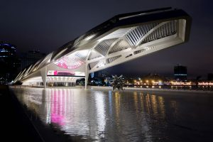 متحف الغد ريو دي جانيرو من افضل اماكن السياحة في ريو دي جانيرو البرازيل