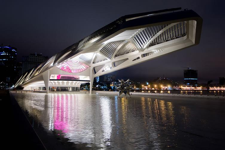 متحف الغد ريو دي جانيرو من افضل اماكن السياحة في ريو دي جانيرو