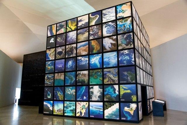 متحف الغد ريو دي جانيرو من افضل المتاحف في ريو دي جانيرو