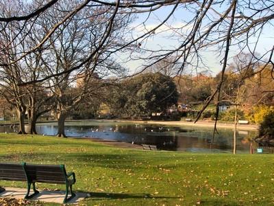 حديقة الملكات - برايتون