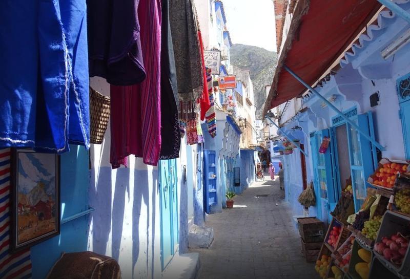 اماكن سياحية في شفشاون المغرب