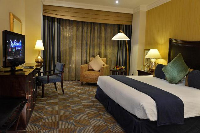 فندق دبلومات راديسون بلو البحرين