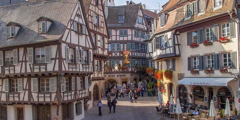 افضل الاماكن السياحية في كولمار الفرنسية