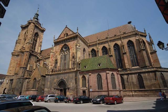 مدينة كولمار الفرنسية من افضل اماكن السياحة في فرنسا
