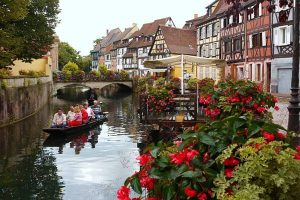 افضل اماكن السياحة في مدينة كولمار الفرنسيه