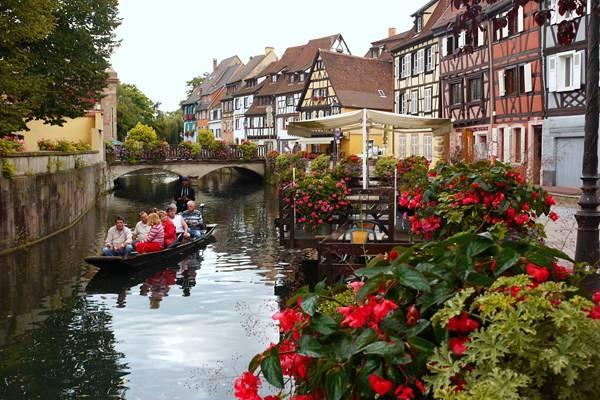 افضل الاماكن السياحية في كولمار فرنسا