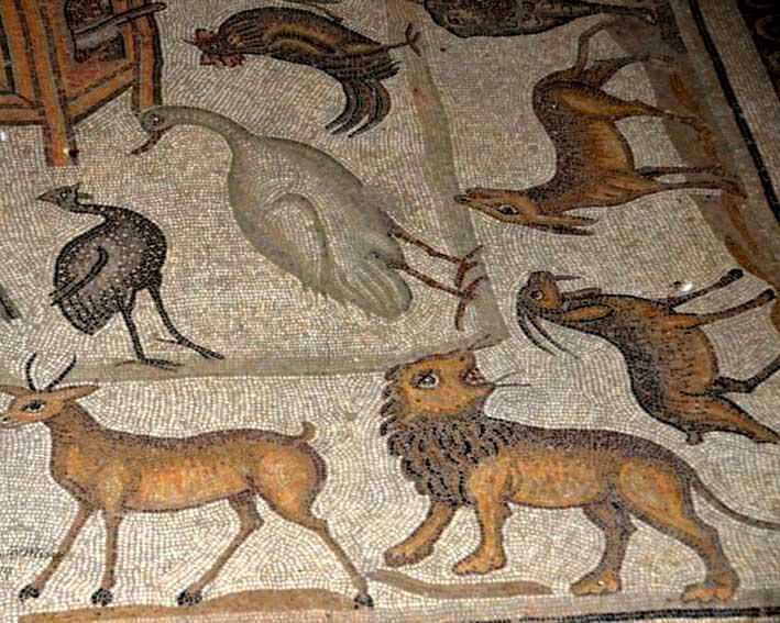 متحف علم الآثار من افضل الاماكن السياحية في أضنة