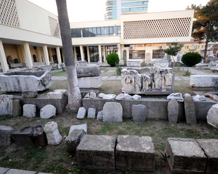 متحف علم الآثار في اضنة