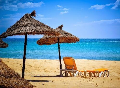 منتجعات شاطئ الحمامات - السياحة في الحمامات تونس