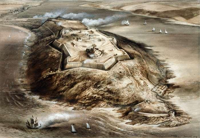 قلعة بيفريل من افضل اماكن السياحة في شيفيلد