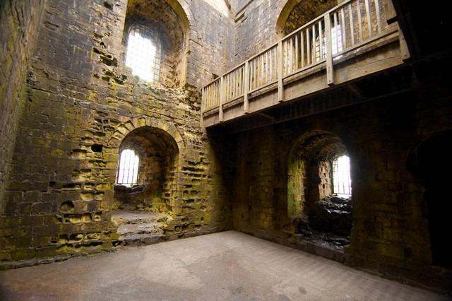 قلعة بيفريل في مدينة شيفيلد