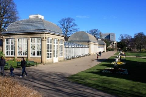حدائق شيفيلد النباتية من افضل اماكن السياحة في بريطانيا شيفيلد