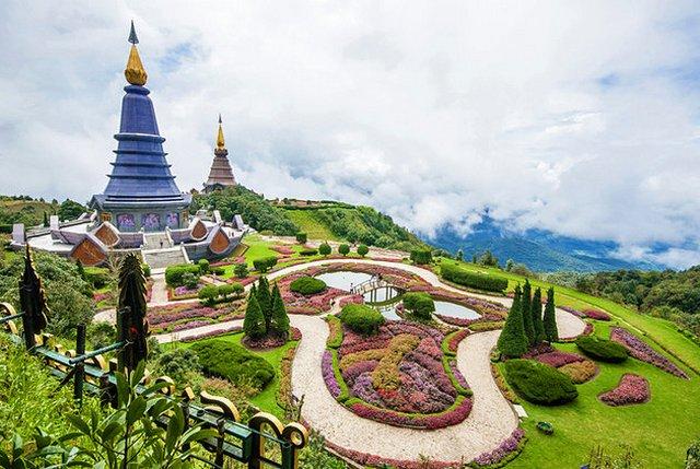 اماكن سياحية في تايلاند - تايلاند سياحة