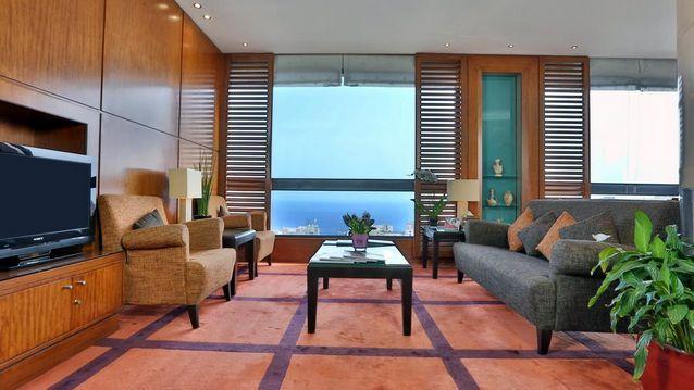 فندق كراون بلازا بيروت شارع الحمرا