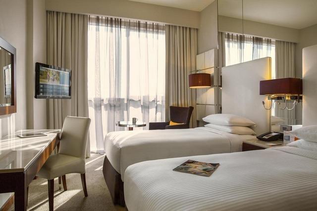 افضل فنادق دبي في منطقة البرشاء