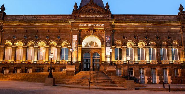 متحف مدينة ليدز من افضل اماكن السياحة في ليدز