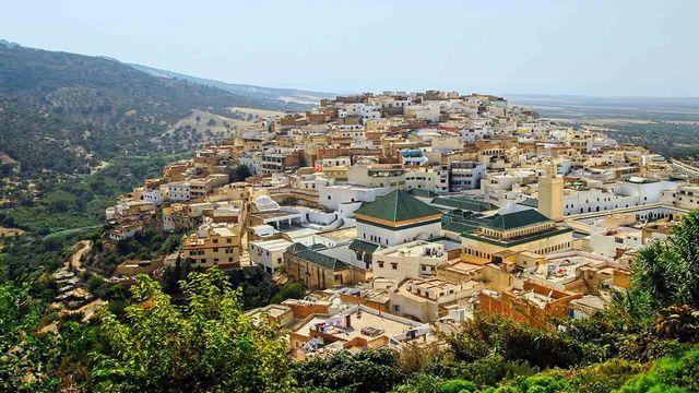 اهم المناطق السياحية في المغرب