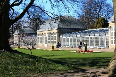 حديقة شيفيلد النباتية من اجمل حدائق شيفيلد السياحية