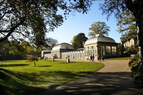 حدائق شيفيلد النباتية من اجمل اماكن السياحة في انجلترا